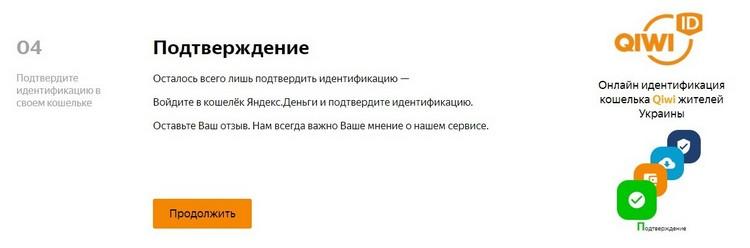 Как пройти идентификацию Яндекс.Денег в Украине в 2020 году: подтвердить